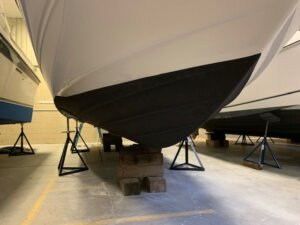 boat fiberglass repair in the North Shore