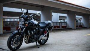 motorcycle storage North Shore
